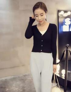 优雅型女性的特征及穿衣搭配方法