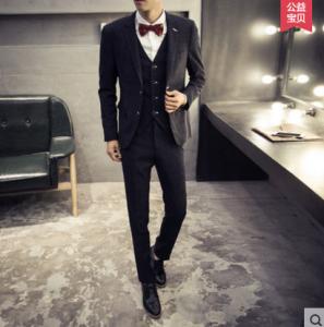 男人绅士穿衣方法入门